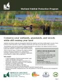 Wetlands II Brochure